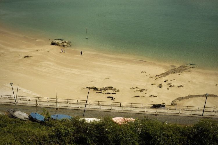 Holiday Beach Wales Tenby, Pembrokshire Tenby Weekend Getaway Tenby Vacations Travel Sea