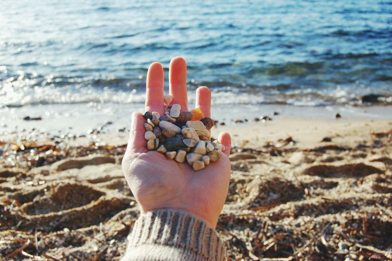 France Hand Rocks Beauty In Nature Filter Perfect Match Travel Rocks And Water Travel Destinations Beach Beachphotography EyeEmbestshots Tranquility Traveling Miles Away Premium Collection Getty X EyeEm The Great Outdoors - 2017 EyeEm Awards