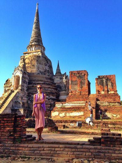 Аюттайя, Таиланд Thailand Ayutthaya | Thailand Phanthai Phanthaithouse