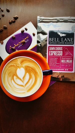 New award winning Coffee arrived!!Delighted to be serving bell lane to our customers lucky ducks Latte Latteart Coffee Time