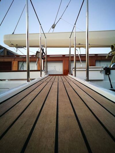 The Architect - 2017 EyeEm Awards boat passerelle, Trieste detail Wood - Material Travel Outdoors Roof Transportation Day Boat Deck Sky No People Classic Boats Close-up Shot Yacht Harbor Technology Yacht Harbor Sea Street Photography Color Photography The Street Photographer - 2017 EyeEm Awards