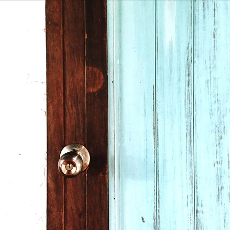 My Favorite Place Wood - Material Door Wooden Doorknob Close-up Closed Extreme Close Up Plank Wood Front Door Door Knob No People Full Frame