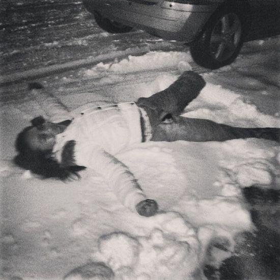 SNOW SNOW SNOW!! :D Snow Snowangel Christmas Xmas winter