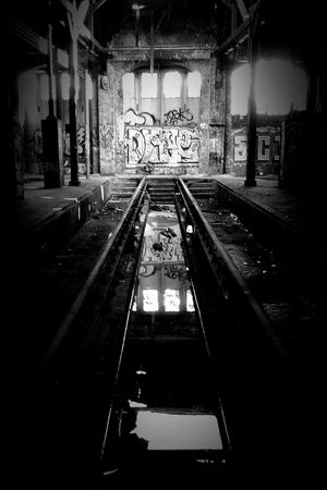 Darkness And Light Blackandwhite Monochrome Bw_collection Untold Stories Notes From The Underground Abandoned Urban Decay Myfuckingberlin Creative Light And Shadow