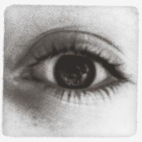 N&B Brown Eyes