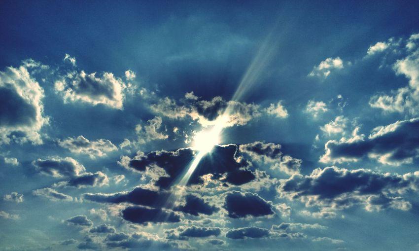 Sky Nature Sun