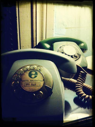 Retro Telephone Antiguo Vintage Tecnology
