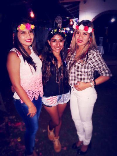 Friends! ❤ Bday Celebration Bdayparty Coachellaparty