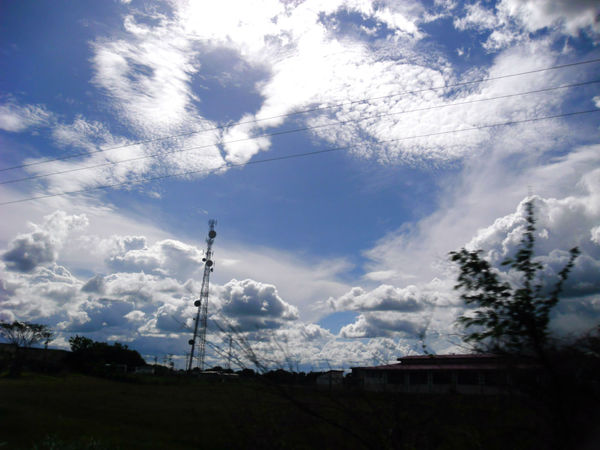 Beauty In Nature Blue Cloud - Sky Clouds Nature No People Outdoors Sky