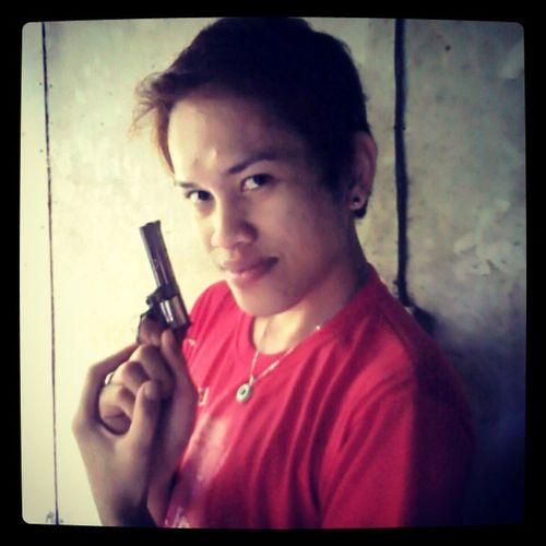 Kakasa ka ba !?!?! Realgun Instapics Eithel Hiredkiller bang killed