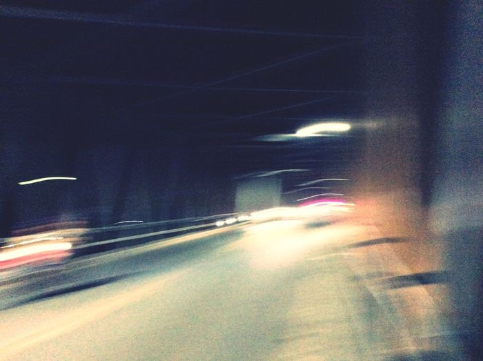 Night Motion Canvas. Motion Blur Blurry Motion Bridge City Lights Night Motion Light Motion Mode Of Transportation Transportation Motion Night Blurred Motion Car Motor Vehicle Road Speed on the move Street City Travel Illuminated Outdoors