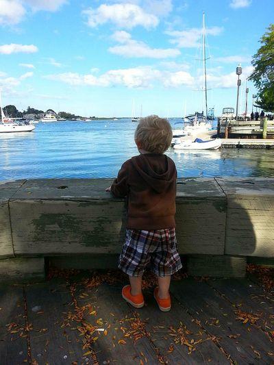 New Hampshire Lake View Loving Life