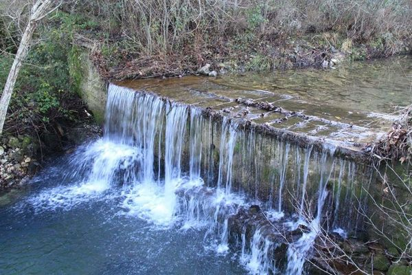 San Fele Water Nature Beauty In Nature Scenics Motion No People Waterfall Flowing Water Long Exposure Outdoors Day Freshness