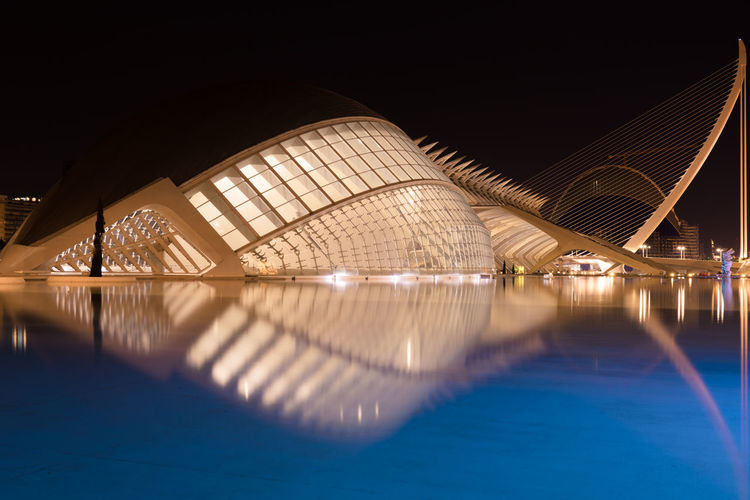THE BIG FISH Water Architecture Built Structure Reflection Illuminated Night Building Exterior Waterfront No People Travel Destinations Modern City Travel Building Long Exposure Fish Fish Shape Fish Shaped L' Hemisfèric Hemisferic Ciudad De Las Artes Y Las Ciencias City Of Arts And Sciences València Valencia, Spain Modern Architecture Capture Tomorrow