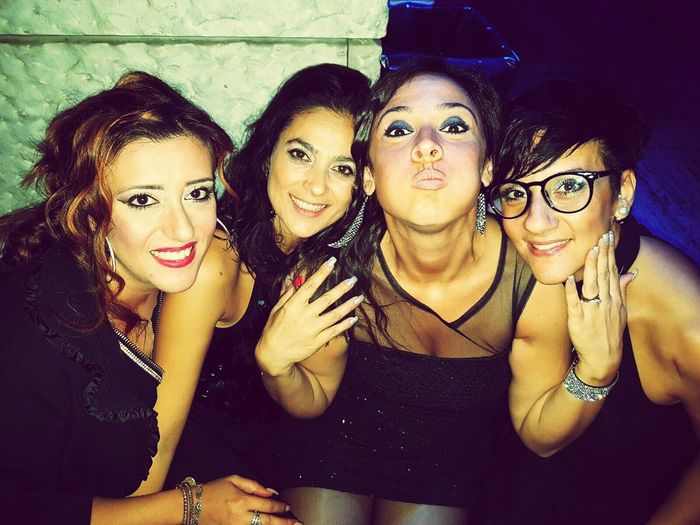 Friends partynight