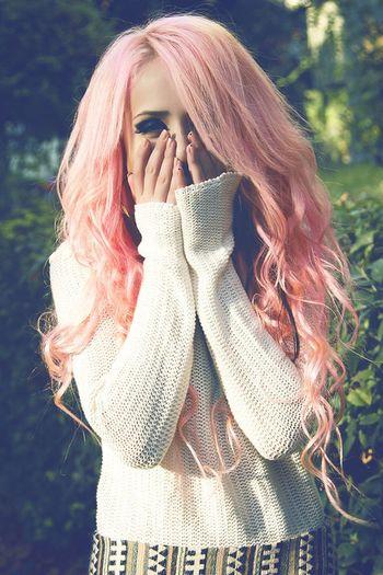 Hair Girl Omg *_* Beautiful ♥