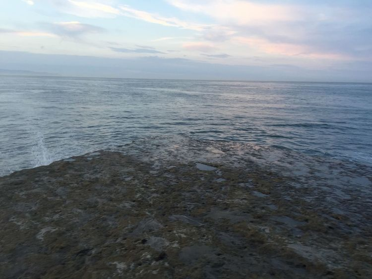 Coastline Distant Dramatic Skies Exploring Horizon Over Water Outdoors Remote Rock Formation Sand Sea Seascape Shore Spray Summer Surf Tranquil Scene Vacation Vacations Water Wave Wet Wetter