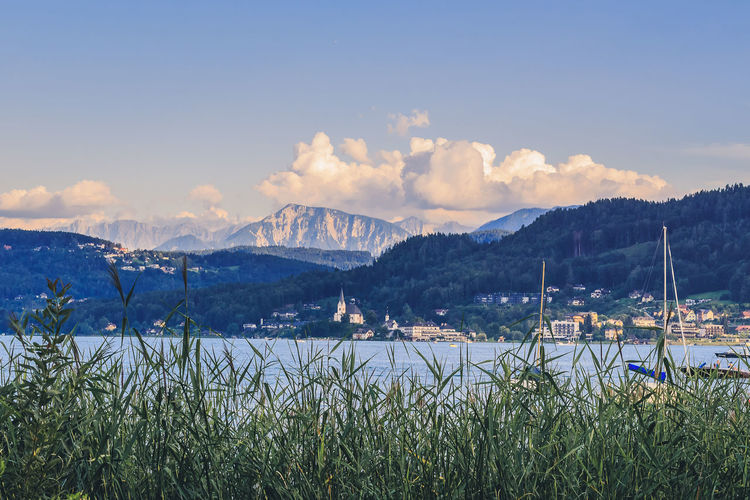 Lakescape - Wörthersee - Kärnten - Carinthia Karawanken Klagenfurt Am Wörthersee Maria Wörth Pörtschach Am Wörthersee Travel Wörthersee ❤ Beauty In Nature Blue Carinthia Carinthian Lakes Kärnten Lake View Lakescape Lakeside Mountains Nature No People Outdoors Scenics Sky Tourism Tourist Destination Travel Destinations Water Wörthersee