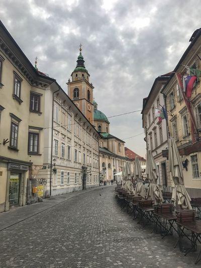Ljubljana, Slovenia Ljubljana Stolnica Sv Nikolaya