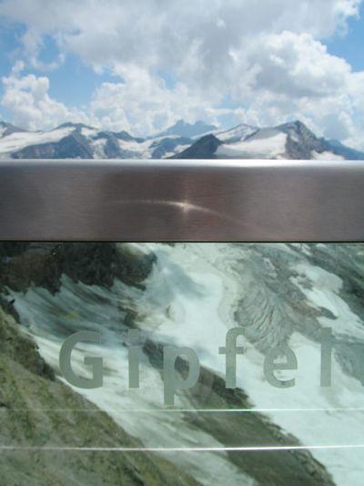 Glacier Kaprun, Austria Mountains Gipfel Visual Creativity