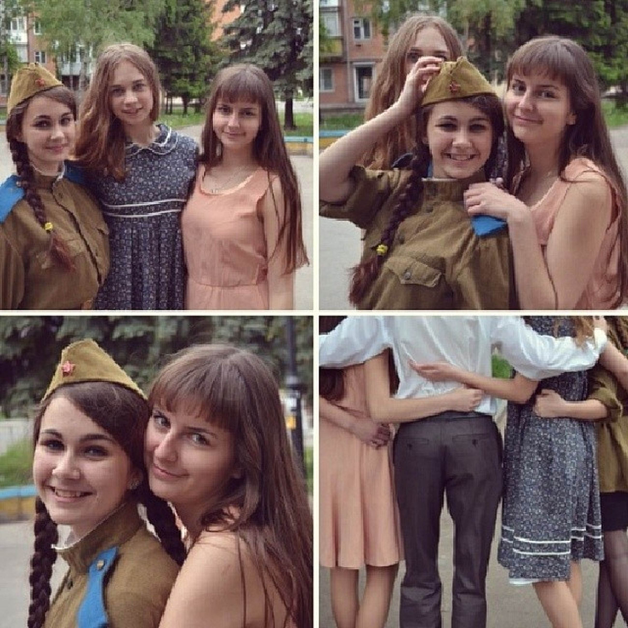 togetherness, bonding, lifestyles, young adult, love, person, smiling, portrait, happiness, young women, leisure activity, friendship, looking at camera, casual clothing, front view, family, toothy smile, sibling