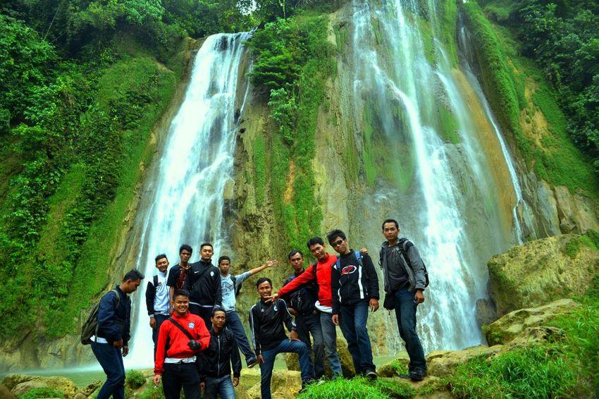 Curug Cikaso Waterfall Ujung Genteng Air Terjun