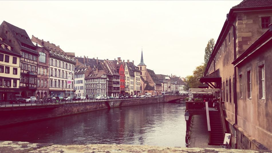 River Rhine Beautiful Places Around The World Visiting Strasbourg :) Travel Photography