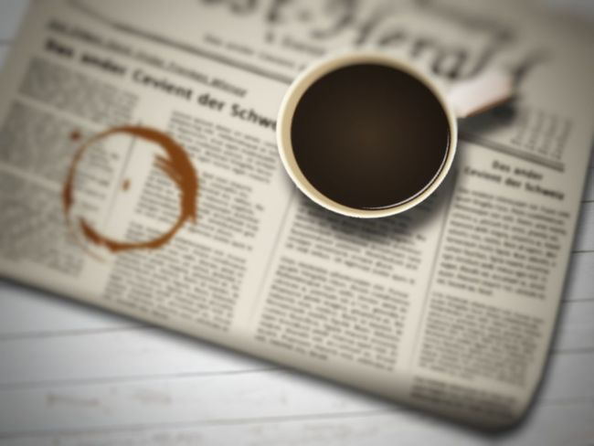Newspaper The Media Text Paper Journalism Printed Media Magazine Business Publication News Event Coffee Coffe Cup Business Finance And Industry Business The Still Life Photographer - 2018 EyeEm Awards