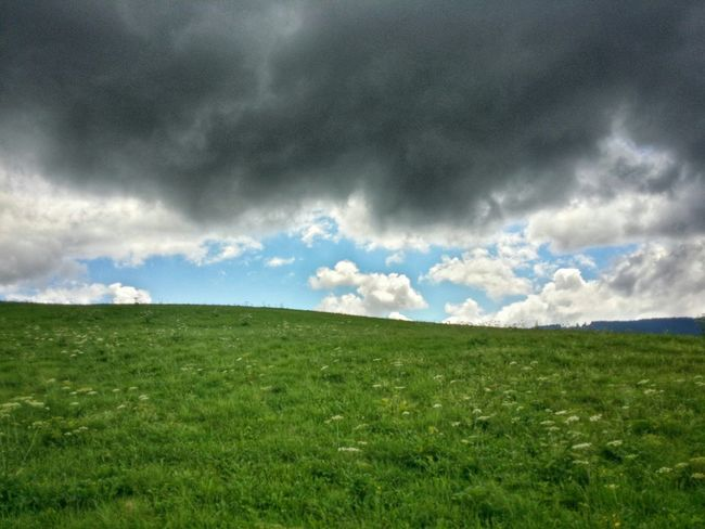 Bright future Traveling Italy Asiago Highland Mobile Photography Art Fineart Landscapes Mountains Clouds Bright Future