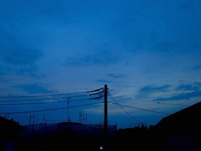 おはようございます。 Canon S120 おはよう Cloudy Morning