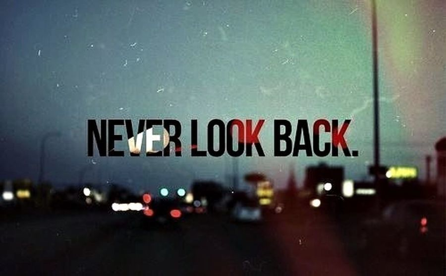 Never Look Back  Forgotten Stay Strong