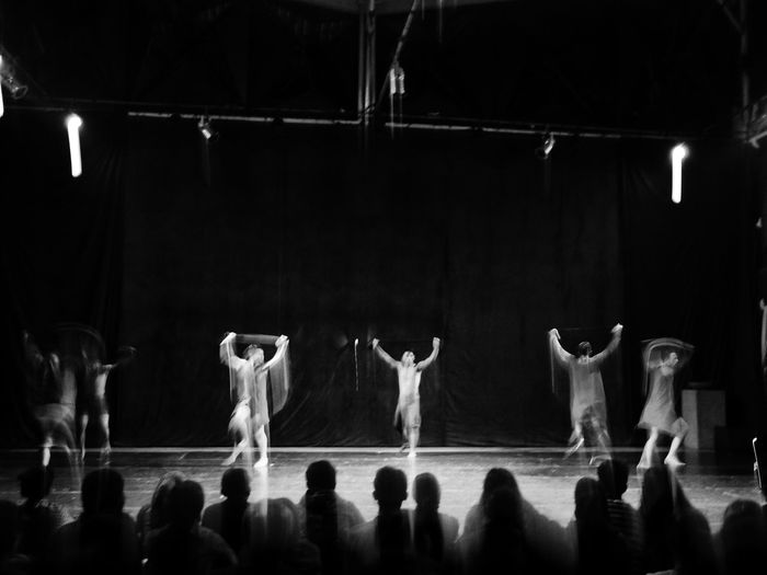 The silat show Sitting In A Row Relaxation Person Order Arrangement Culture Performance Conformity Zoology Repetition Blackandwhite Pesonaindonesia Cultures INDONESIA Silhouette Dance Dance Performance Fine Art Photography Fineart Monochrome Urbanexploration Silat