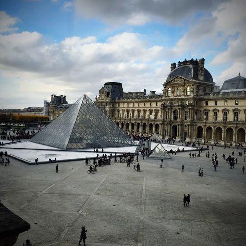 Museo De Louvre Paris, France