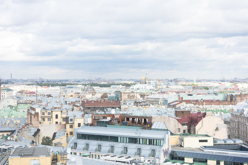 Miss this place Saint Petersburg Saint-Petersburg Enjoying The View From The Rooftop Roof Rooftop View Russia россия Russia Cityscapes