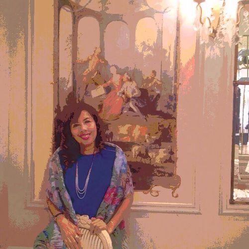 Bonjour!!!! Au Ladurée Bangkok Thaïlande LADURÉE.  Hello World Smile Thailand