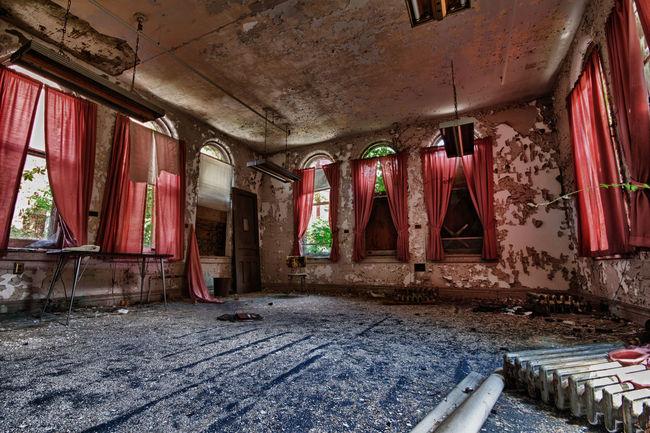 Pretty In Pink Abandoned Abandonedbuilding Abandoned Buildings Abandonedasylum First Eyeem Photo
