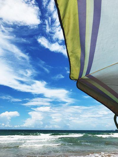 Puerto Rico 🇵🇷 Seasky] seaCloud - SkyyDayyOutdoorssNo PeopleeWaterrNatureeScenicssBeauty In NatureeHorizon Over WaterrBeachhBlueeLow Angle Vieww