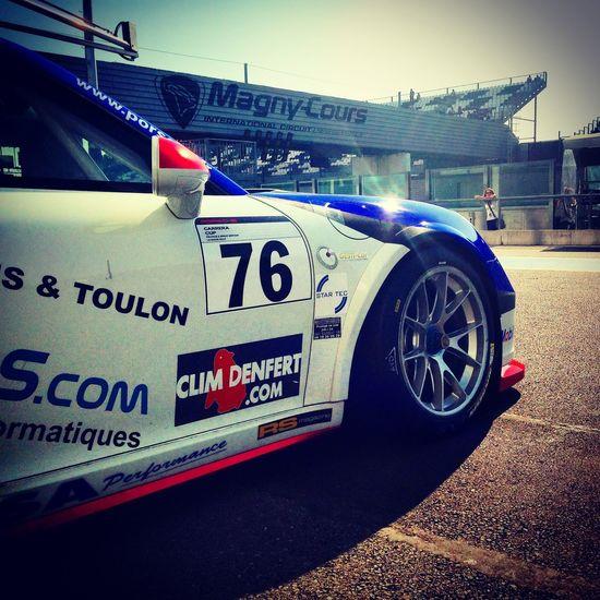 Porsche Porsche GT3 GT3 Cup GT Tour Magny-Cours Pit Lane Racing Car Race Racetrack Racetime Time For A Race