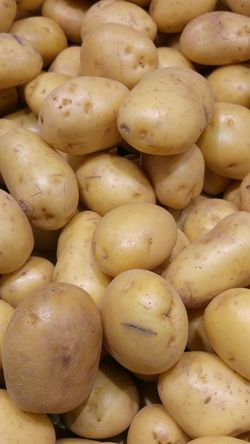 Potatoes Delicious Ingredients Potatoes Potato Carbohydrates Vegetable Food Market Ingredients Food Food And Drink Vegetable Healthy Eating Raw Potato Market Full Frame No People Large Group Of Objects Freshness Eating Nature Outdoors Close-up Day