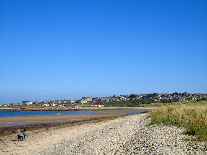 Lossiemouth West Beach again Architecture Beach Beach Photography Beaches Beaches Of The World Beachphotography Blue Cityscape Clear Sky Coastline Daytime Eye Em Beaches Eye Em Scotland Outdoors Sand Scotland Summer Tranquil Scene Tranquility Uk Walking Walking Around Walks Walks On The Beach  Water