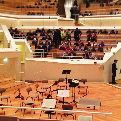 Berlin Konzert Konzerthaus Mozart Music Going Out Philharmonie