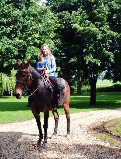 Summer on the horse farm!!