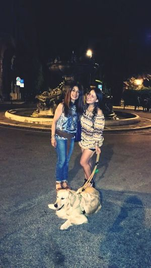 A Roma con la mami e joy ♥