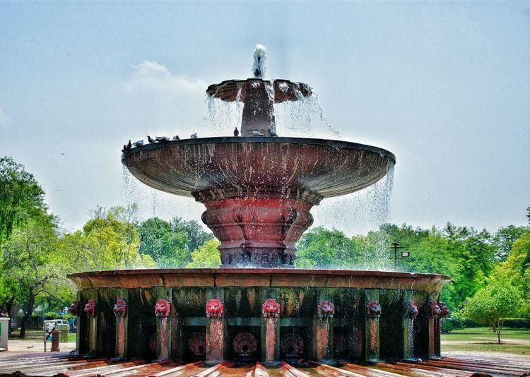 Fountain....🌊🌊