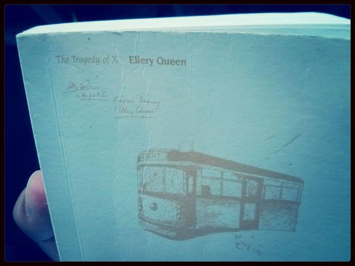Ellery Queen First Eyeem Photo