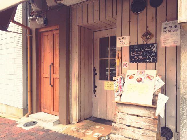洋食屋さん 🍽 Good-old Diner Stew Friedfish Hamburger Steak Street Food Osaka City Good Afternoon!