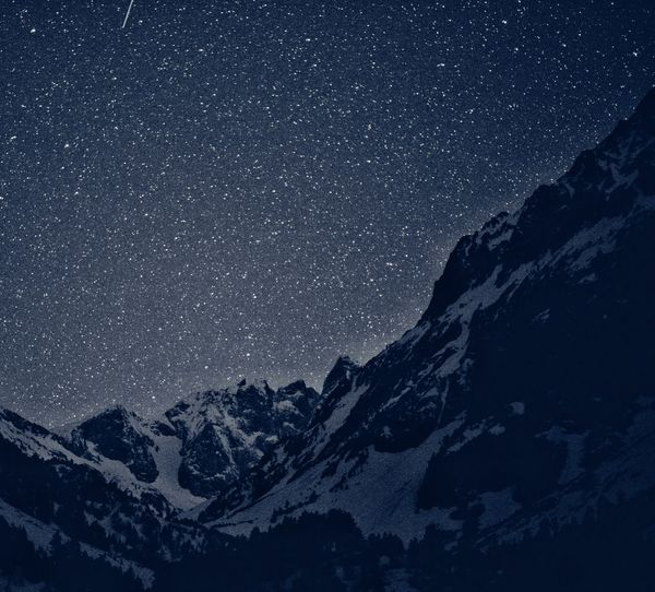 Astronomy Galaxy Space Milky Way Star - Space Constellation Astrology Sign Star Trail Mountain Star Field