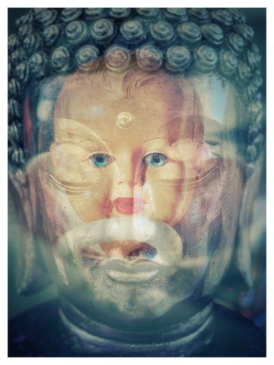 Auto Post Production Filter One Person Digital Composite Close-up Human Representation Representation Transfer Print
