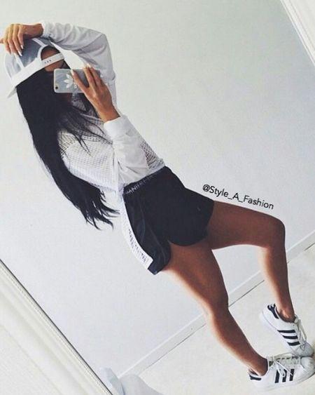 Training Adidas Superstar Adidas Longhair Sexygirl SPOTY Beautiful Girl Apple Cap Style_a_fashion