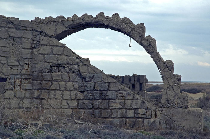 Ancient Arch Architecture Old Old Ruin Ruined Stone Material Stone Wall